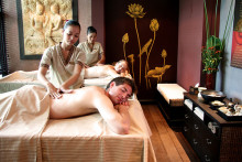 Oriental Massage For Couples